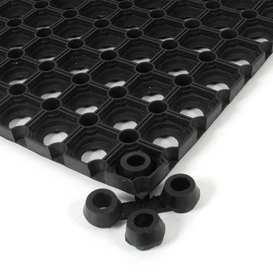 Gumová spojka pro rohože Octomat, Honeycomb FLOMA