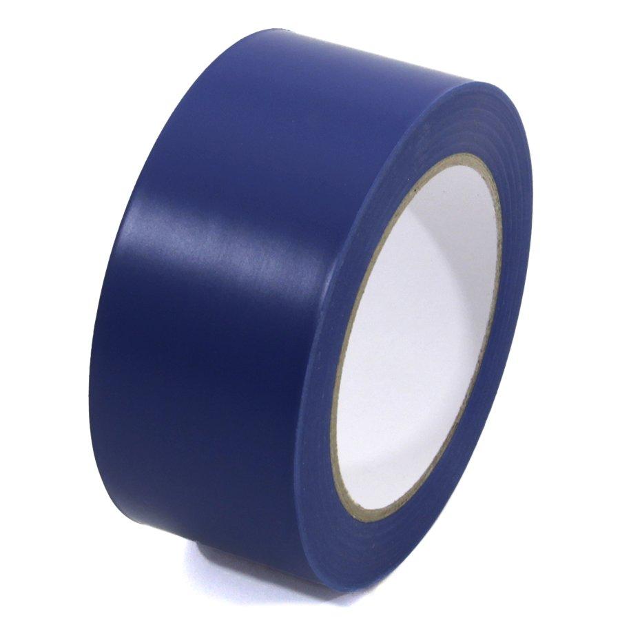 Modrá vyznačovací páska Standard - délka 33 m a šířka 5 cm
