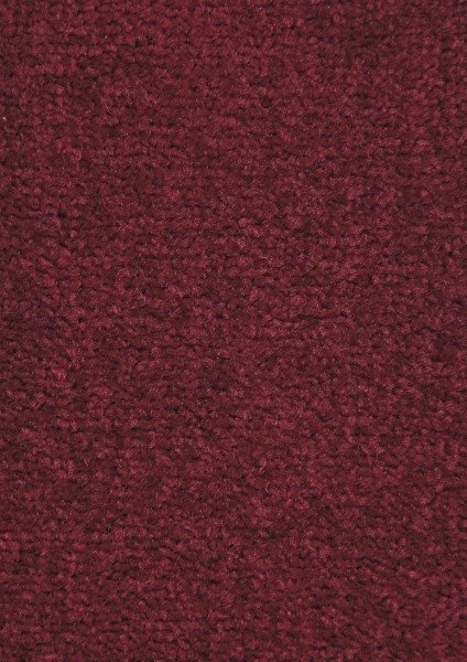 Červený kusový koberec Nasty - délka 120 cm a šířka 67 cm