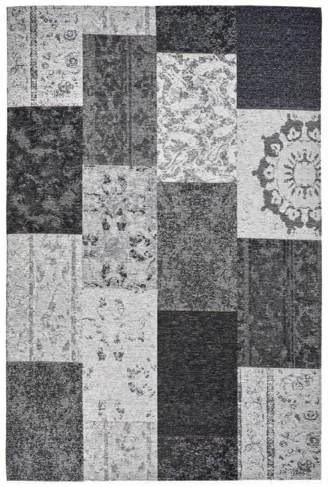 Šedý kusový koberec Milano - délka 110 cm a šířka 57 cm
