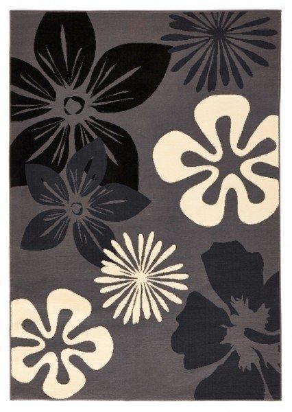 Různobarevný kusový moderní koberec Gloria