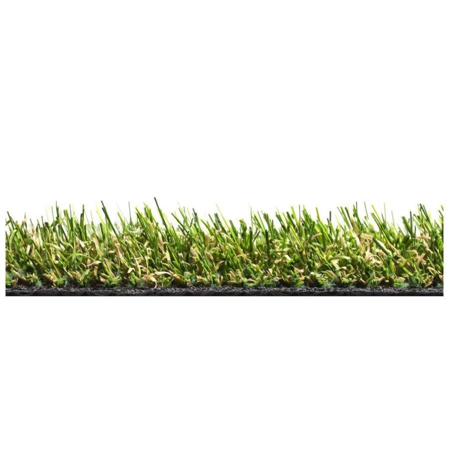 Zelený umělý trávník (metráž) FLOMA Milano - délka 1 cm a výška 2 cm