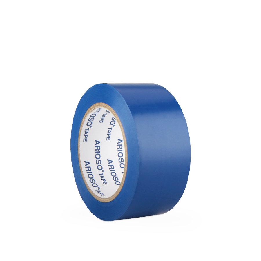 Modrá vyznačovací samolepící podlahová páska - délka 33 m a šířka 5 cm