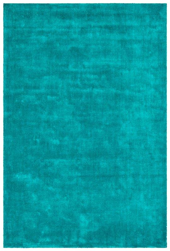 Tyrkysový kusový koberec Breeze of Obsession - délka 150 cm a šířka 80 cm
