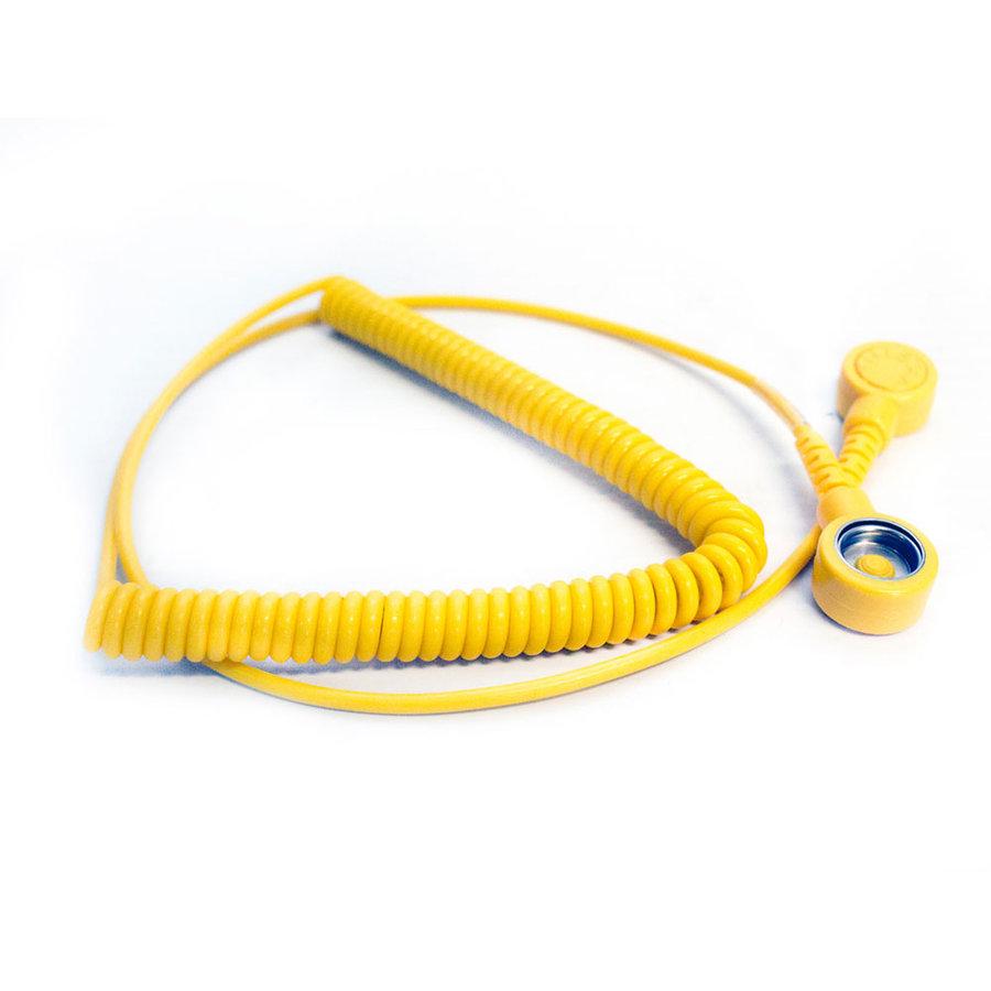 Natahovací uzemňovací kabel pro ESD rohože - délka 180 cm