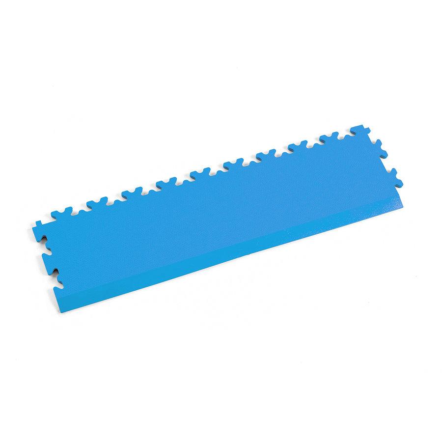 Modrý vinylový plastový nájezd 2025 (kůže), Fortelock - délka 51 cm, šířka 14 cm a výška 0,7 cm