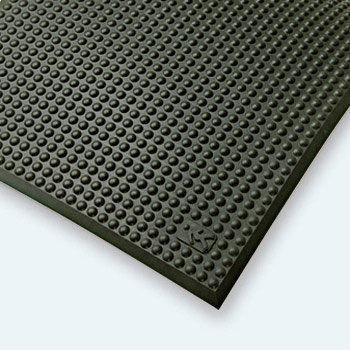 Průmyslová protiúnavová protiskluzová rohož - délka 90 cm, šířka 60 cm a výška 14,9 mm
