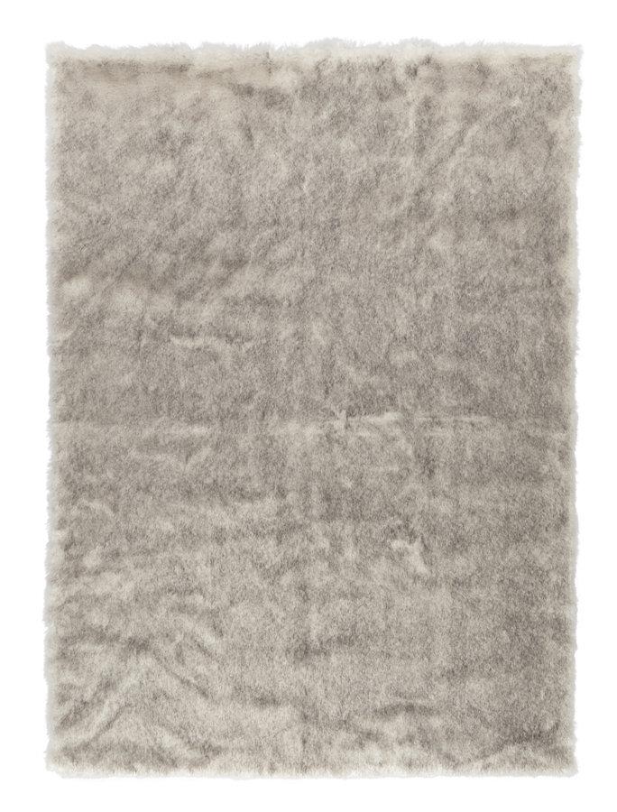 Béžový kusový koberec Superior