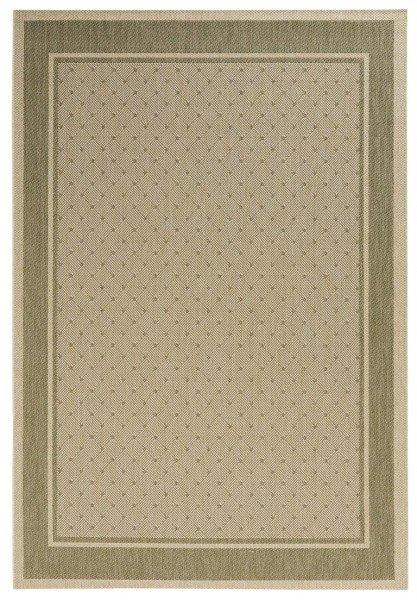 Zelený kusový moderní koberec Natural - délka 290 cm a šířka 200 cm