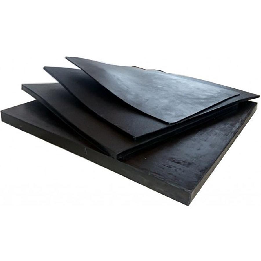 Pryžová EPDM deska FLOMA - délka 100 cm a šířka 100 cm