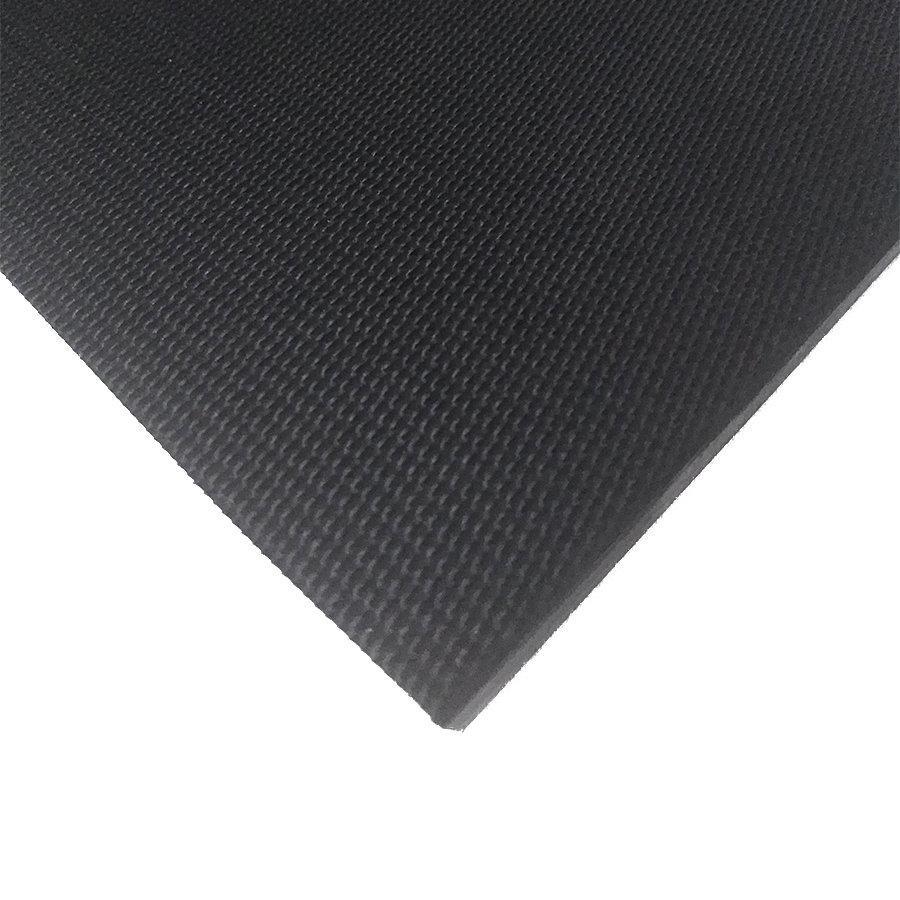 Metrážová protiskluzová podlahová guma - výška 0,8 cm