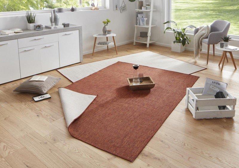 Kusový oboustranný koberec Twin-Wendeteppiche