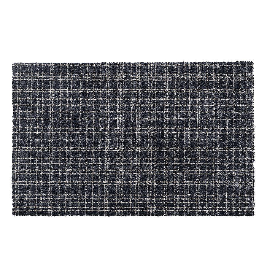 Béžová metrážová čistící vnitřní vstupní pratelná rohož Fusion Dry - délka 1 cm