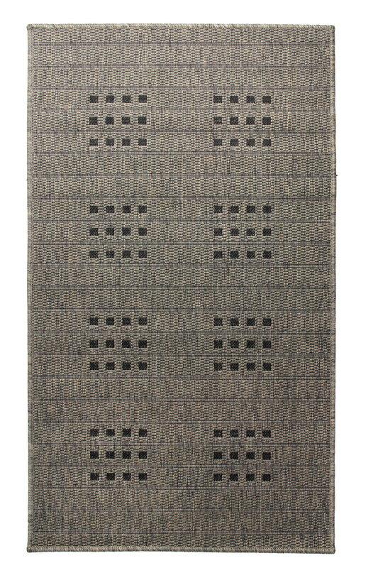 Hnědý kusový koberec Sisalo - délka 265 cm a šířka 200 cm