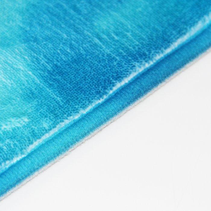Různobarevný kusový dětský hrací koberec Ultra Soft - délka 117 cm a šířka 76 cm