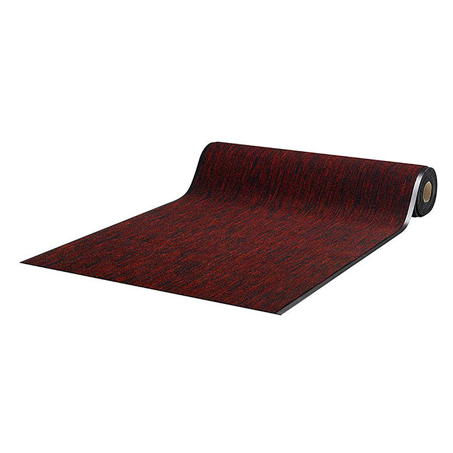 Červená metrážová čistící vnitřní vstupní rohož Passion, FLOMA (Cfl-S1) - délka 1 cm