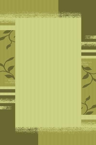 Zelený kusový moderní koberec Camea - délka 300 cm a šířka 200 cm
