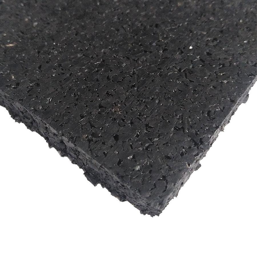 Antivibrační elastická tlumící rohož (deska) z granulátu S1000, FLOMA - délka 200 cm, šířka 100 cm a výška 0,6 cm