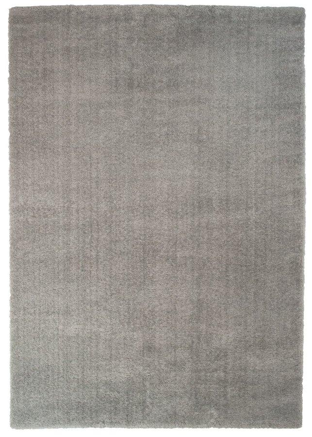 Šedý kusový koberec Camaro - délka 170 cm a šířka 120 cm
