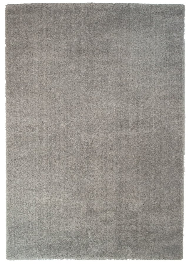Šedý kusový koberec Camaro