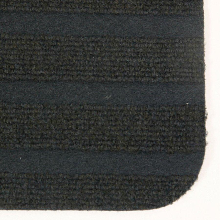 Textilní pratelná vstupní vnitřní čistící rohož FLOMA - délka 38 cm a šířka 57 cm