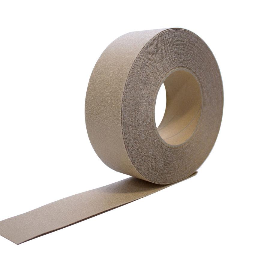 Korundová protiskluzová samolepící podlahová páska - délka 18,3 m a šířka 5 cm