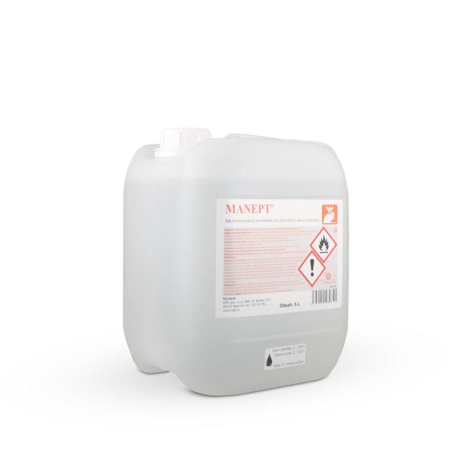 Dezinfekční prostředek - objem 5 l - 2 ks