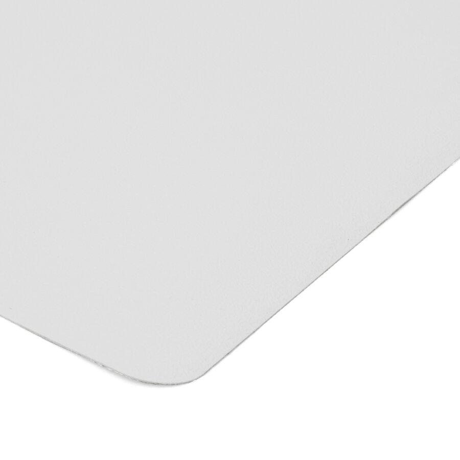 Průhledná voděodolná protiskluzová podložka do sprchy FLOMA Aqua-Safe - délka 75 cm, šířka 75 cm a tloušťka 0,7 mm
