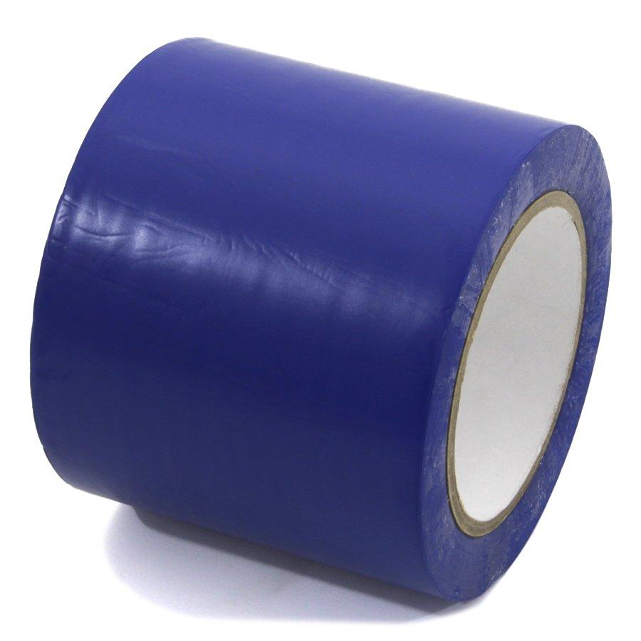 Modrá vyznačovací páska Standard - délka 33 m a šířka 10 cm