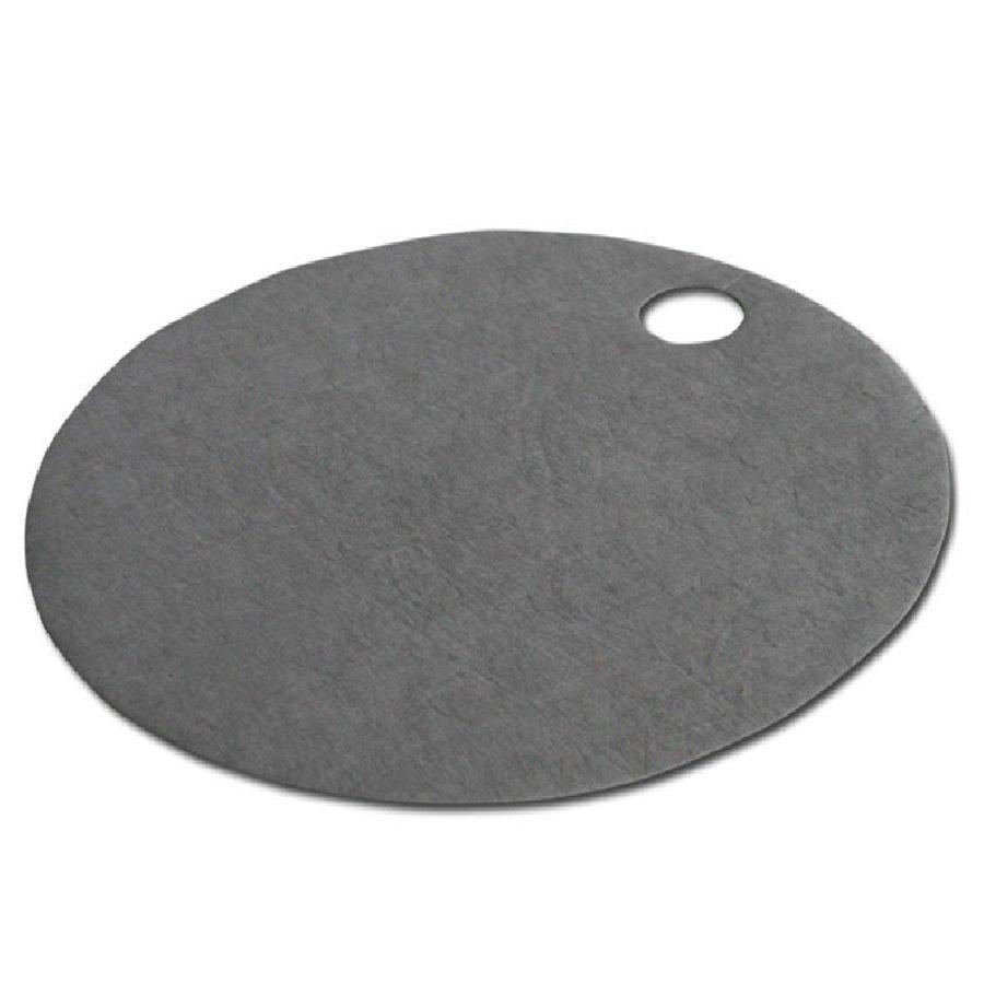 Sudová univerzální sorpční rohož - průměr 557 mm - 15 ks