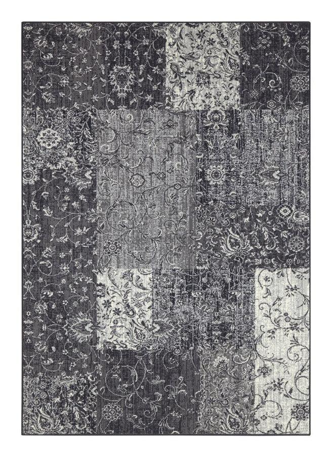 Šedý kusový koberec Kirie, Celebration - délka 170 cm a šířka 120 cm