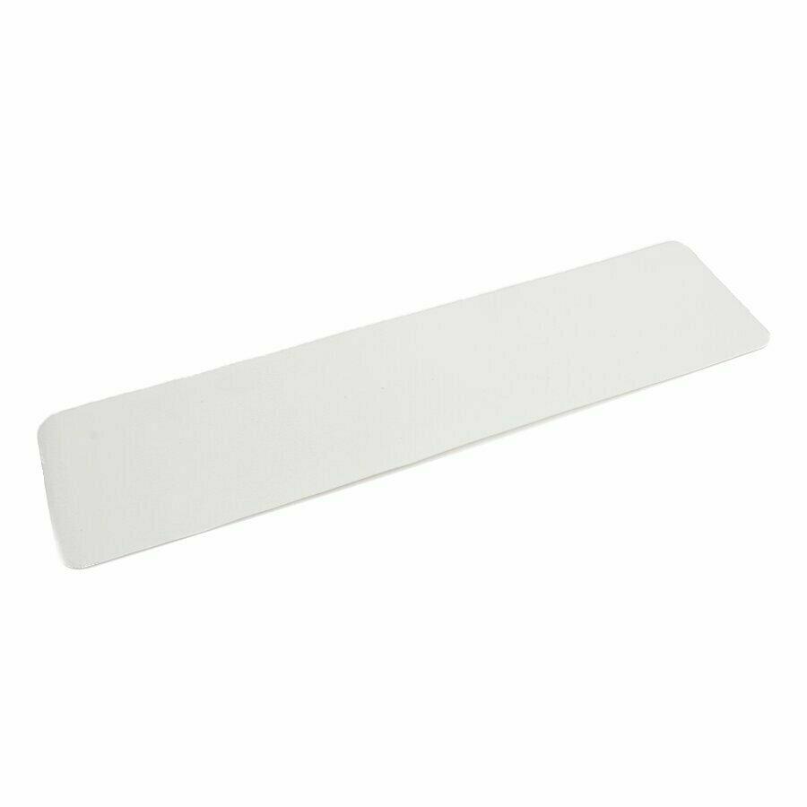 Žlutá korundová protiskluzová páska (pás) pro nerovné povrchy FLOMA Conformable - délka 15 cm, šířka 61 cm a tloušťka 1,1 mm