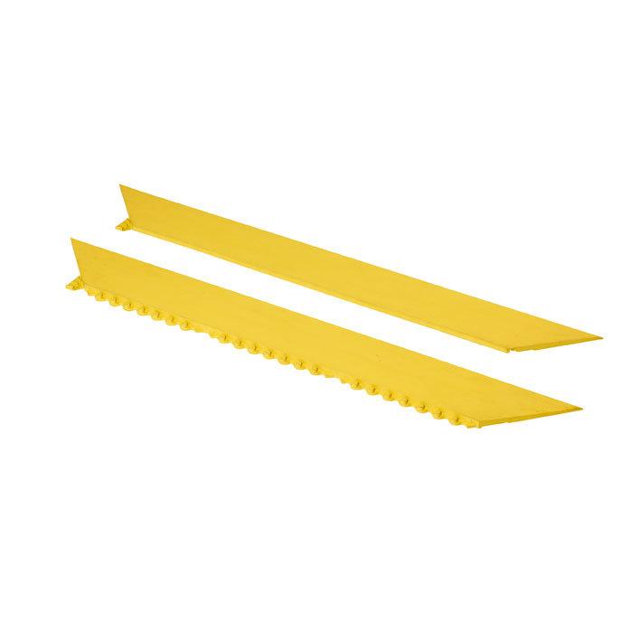 """Žlutá náběhová hrana """"samec"""" MD-X Ramp System Nitrile - délka 91 cm a šířka 15 cm"""