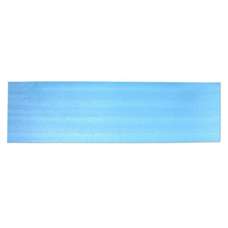 Fialová jednovrstvá pěnová karimatka MASTER - délka 180 cm, šířka 50 cm a výška 1 cm