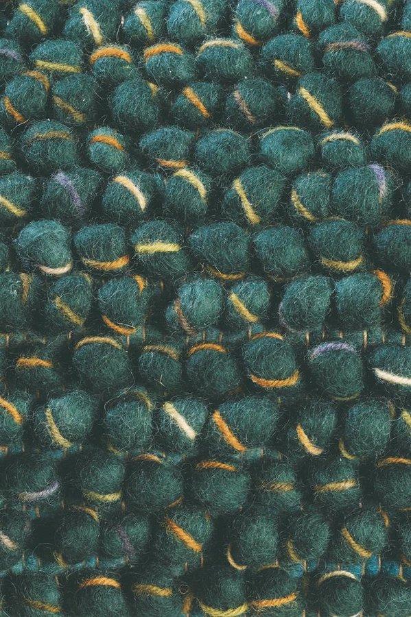 Zelený kusový luxusní koberec Cobble - délka 240 cm a šířka 170 cm