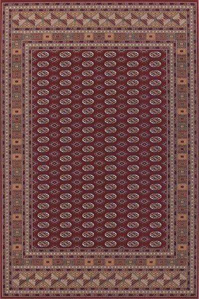 Vínový orientální kusový luxusní koberec Saphir - délka 300 cm a šířka 200 cm