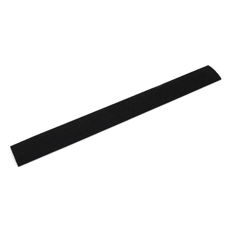 Gumová univerzální podložka (pás, proložka) FLOMA UniPad S850 - délka 100 cm, šířka 10 cm a výška 0,3 cm