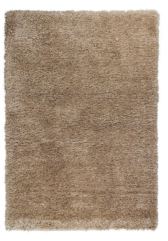 Béžový kusový koberec Fusion - délka 110 cm a šířka 60 cm
