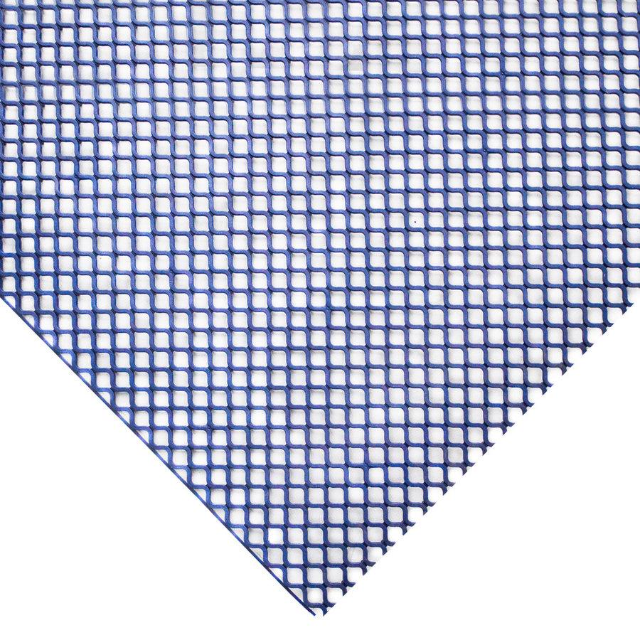 Modrá protiskluzová univerzální rohož - šířka 100 cm a výška 0,85 cm