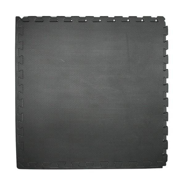 Univerzální modulární pěnová podložka - délka 122 cm, šířka 122 cm a výška 1,2 cm