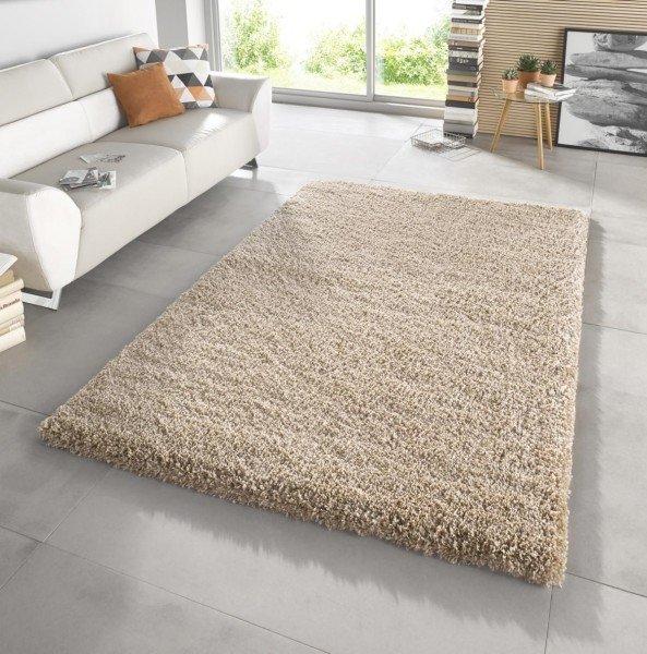 Hnědý kusový koberec Venice