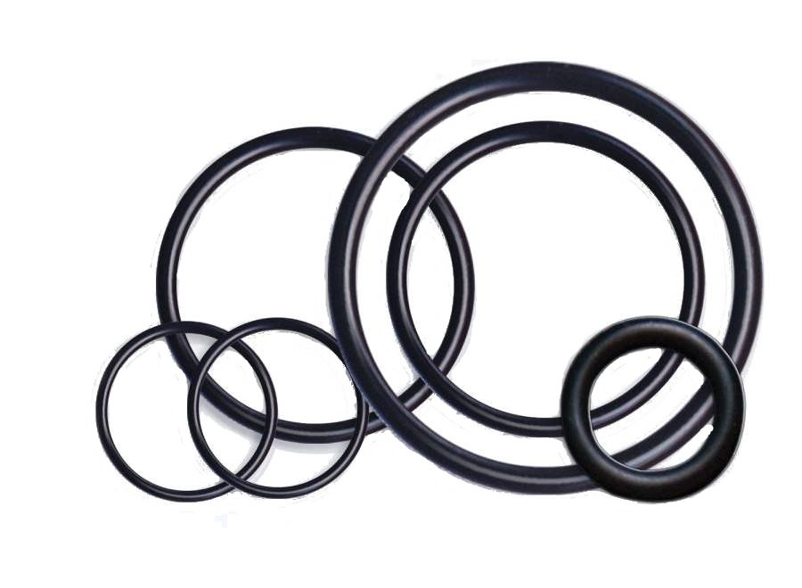 Sevanitové těsnění (typ HP NBR) - průměr 490/540 mm a tloušťka 25 mm