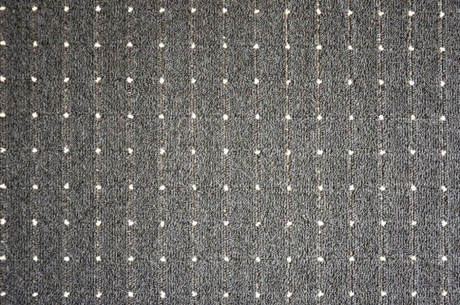 Antracitový koberec Udinese