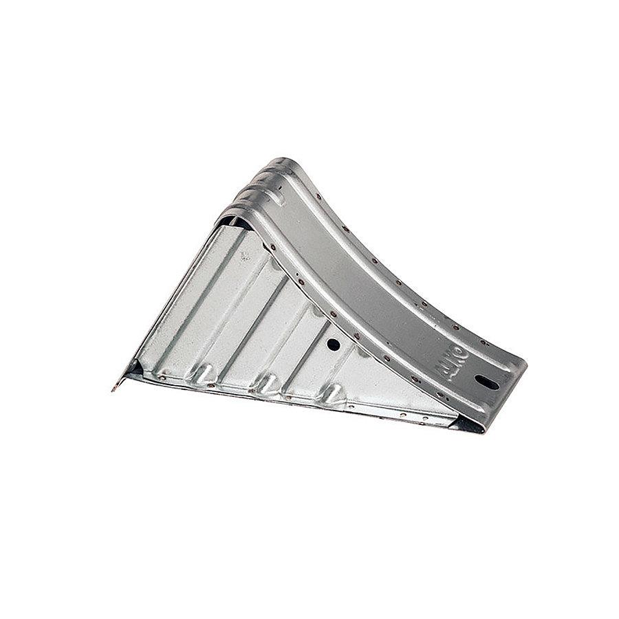 Kovový zakládací klín (pro vozidla do 3,5 t) - délka 32 cm, šířka 12 cm a výška 16 cm