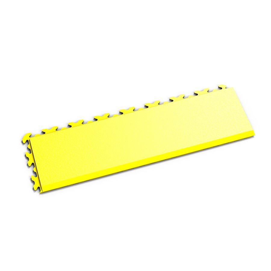 """Žlutý vinylový plastový nájezd """"typ D"""" Invisible 2032 (hadí kůže), Fortelock - délka 46,8 cm, šířka 14,5 cm a výška 0,67 cm"""