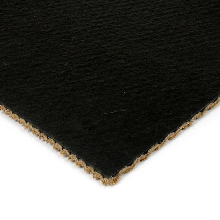Béžová kobercová zátěžová čistící zóna FLOMA Fiona - délka 50 cm a výška 1,1 cm