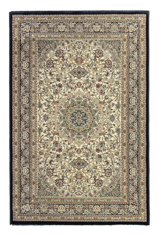 Béžový kusový orientální koberec Tashkent - délka 380 cm a šířka 280 cm