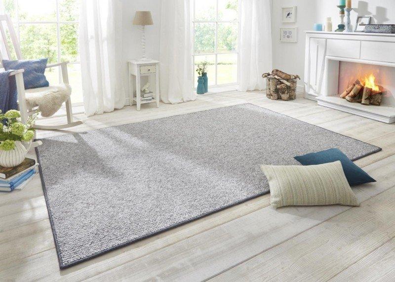 Šedý kusový moderní koberec Wolly - délka 300 cm a šířka 200 cm