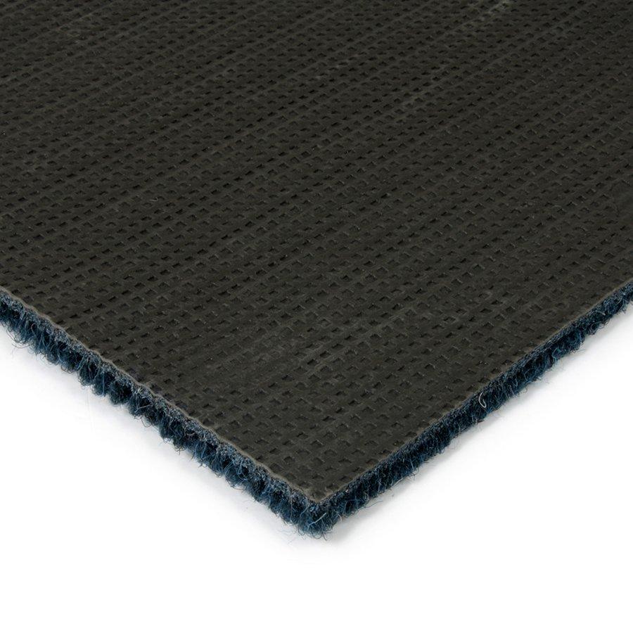 Modrá kobercová čistící zóna FLOMA Catrine - výška 1,35 cm