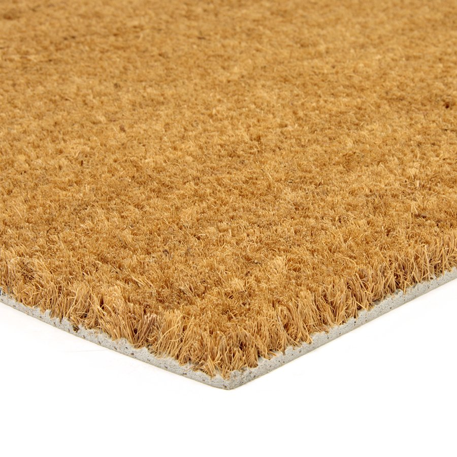 Kokosová vstupní čistící rohož Dream - délka 40 cm, šířka 60 cm a výška 1,5 cm